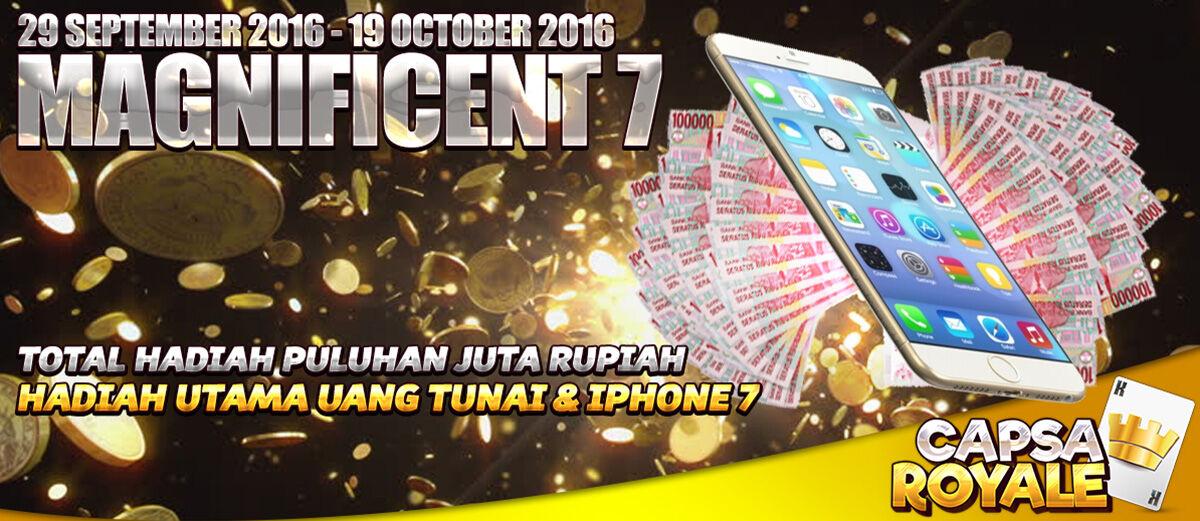Main Game di Android Dapat iPhone 7 dan Uang Jutaan Rupiah? Begini Caranya!