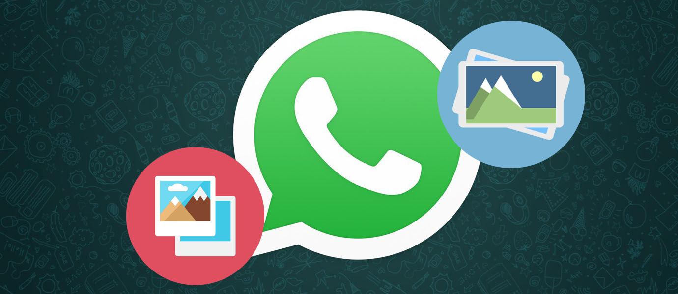 Cara Hapus Otomatis Foto Spam Mengganggu Dari Grup WhatsApp Di Android