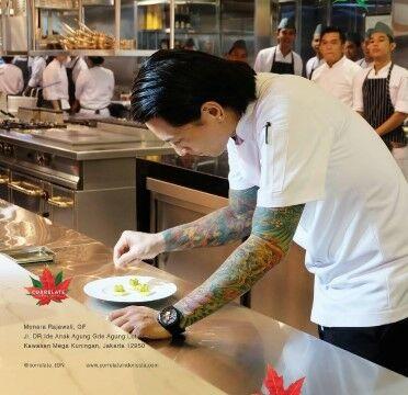 Chef Juna Correlate 51adf