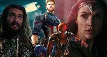 12 Meme Kocak Reaksi Fans DC Saat Ada Avengers: Infinity War