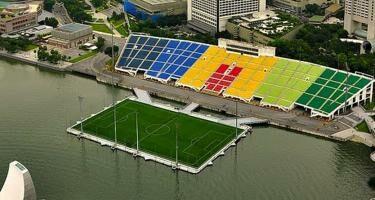 Bisa Terapung! 5 Stadion Sepak Bola Paling Unik di Seluruh Dunia