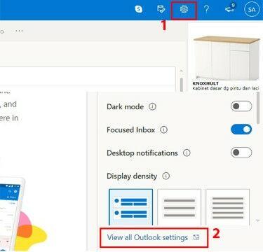 Cara Menarik Pesan Email Di Outlook Aa7b6