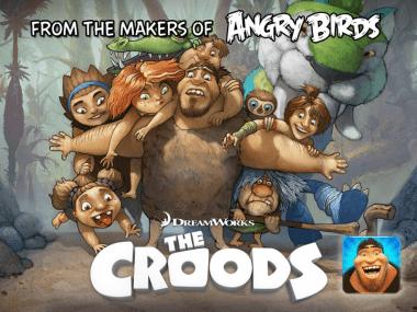 Rovio Siap Merilis Game The Croods
