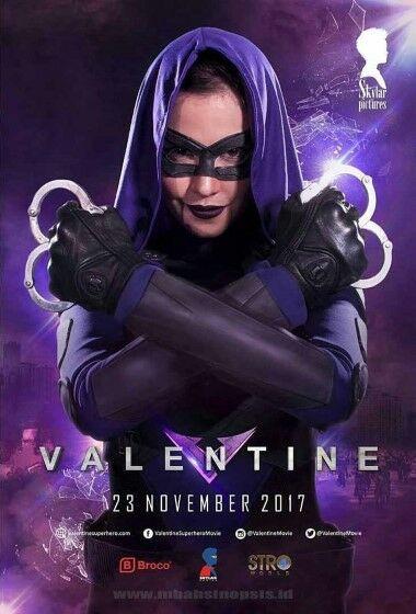 Film Superhero Indonesia Terbaik Valentine 00a9b