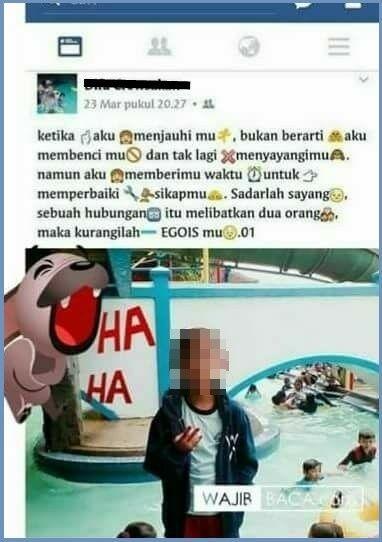 Status Facebook Anak Sd Pacaran 5