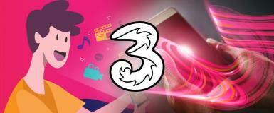 Daftar Lengkap Harga Paket Internet Tri (3) 3G/4G Terbaru 2020 | Kuota Besar AlwaysOn!