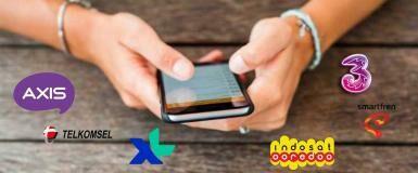 Daftar Lengkap Harga Paket Internet Unlimited All Operator Terbaru 2020