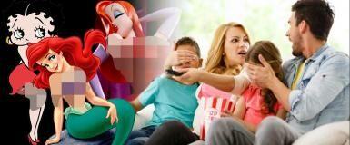 10 Film Animasi yang Diam-Diam Menyelipkan Unsur Pornografi, Banyak Ditonton Anak Kecil?