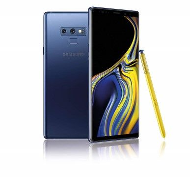 Samsung Galaxy Note 9 0364c