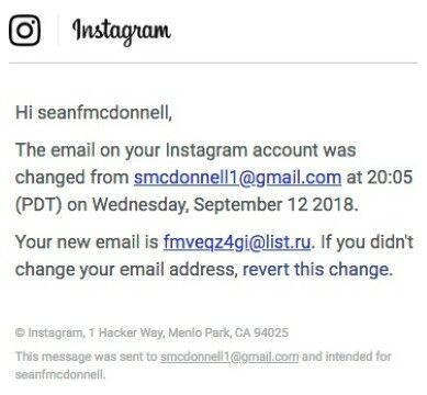 Cara Mengganti Emai Instagram Ca722