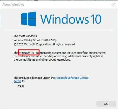 Cara Cek Versi Windows 10 Melalui Cmd 5e66d
