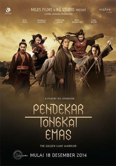 Film Superhero Indonesia Terbaik Pendekar 73458