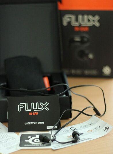 Steelseries Flux Inear 10