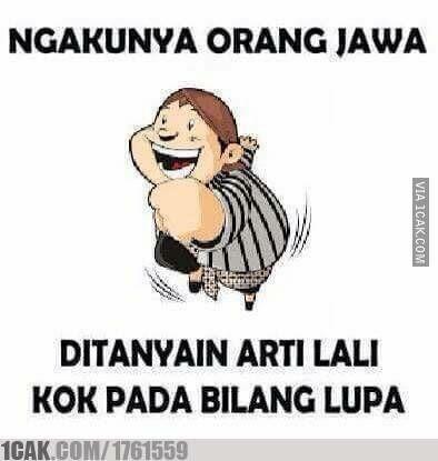 Lucu Jawa