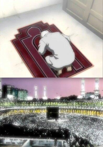 Anime Ternama Dengan Adegan Islami