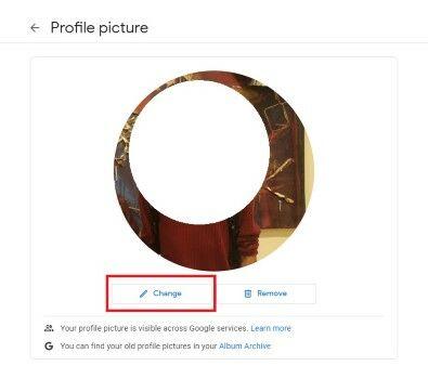 Kenapa Foto Profil Youtube Tidak Bisa Diganti 68b63