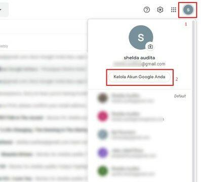 Cara Mengganti Password Gmail Di Hp Vivo 5488c