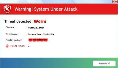 System Under Attack