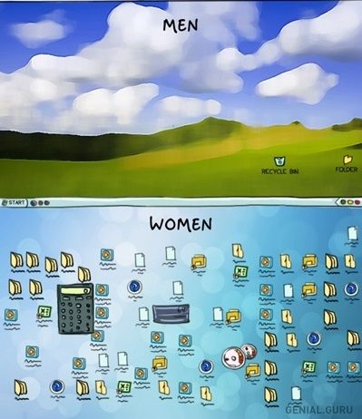 Perbedaan Laki Laki Dan Perempuan 1b