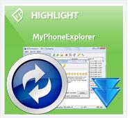 MyPhone Explorer