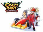 Crazy Kart Online