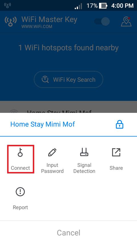 Hack Wifi Dengan WiFi Master Key 3