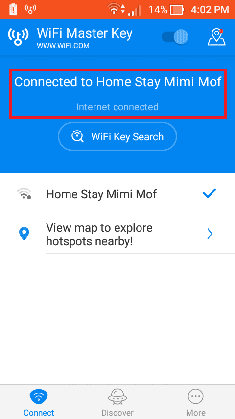 Hack Wifi Dengan WiFi Master Key 6