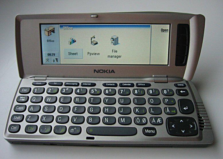 Nokia Komunikator 9210
