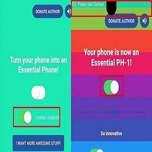 Canggih! Ini Cara Mengubah Android Menjadi Tampilan iPhone X video viral info traveling info teknologi info seks info properti info kuliner info kesehatan foto viral berita ekonomi