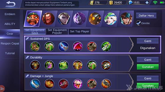 Build Item Bane Mobile Legends