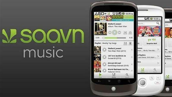 Saavn Music & Radio