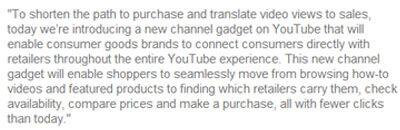 YouTube Siap Rilis Fitur Untuk Belanja Online