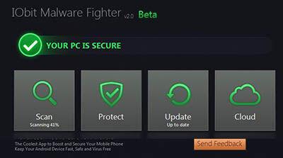 Bersihkan Malware Dengan Cepat Menggunakan Iobit Malware Fighter 2