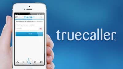 Truecaller Mobile Applicatio Logo