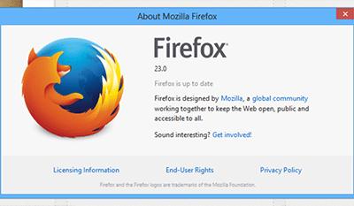 Fitur Baru Firefox 23 2