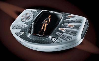 Nokia N Gage 15cda
