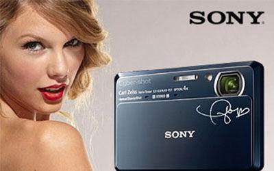 Iklan Smartphone Taylor Swift