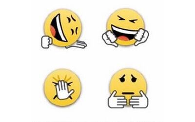 BBM Dilengkapi Tambahan 100 Emoticon Baru Di Tahun Depan 1