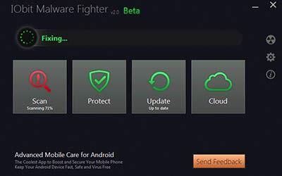 Bersihkan Malware Dengan Cepat Menggunakan Iobit Malware Fighter 1