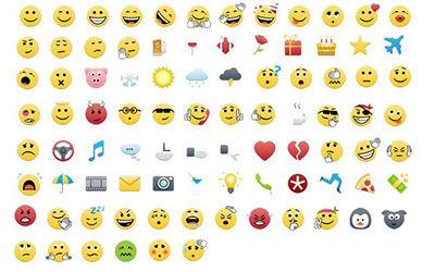 Bocoran Emoticon Baru BBM 1