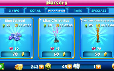 Review Game Nemo%E2%80%99s Reef For Android 4