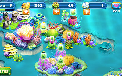 Review Game Nemo%E2%80%99s Reef For Android 7