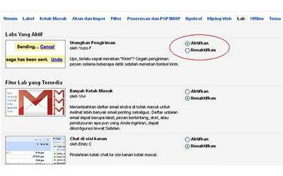 Cara Meng Undo Email Yang Terlanjur Terkirim Di Gmail 1