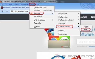 Cara Ganti Background Di Firefox 4