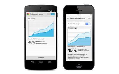 Pakai Google Chrome Paket Data Android Lebih Hemat 1