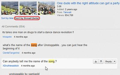 Tips Mencari Judul Lagu Yang Digunakan Di Video YouTube 2