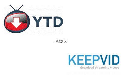Youtube Downloader Atau Keepvid
