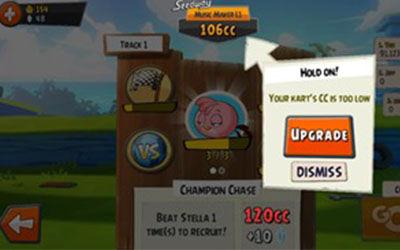Angry Birds GO! Gunakan Sistem In App Purchase 2