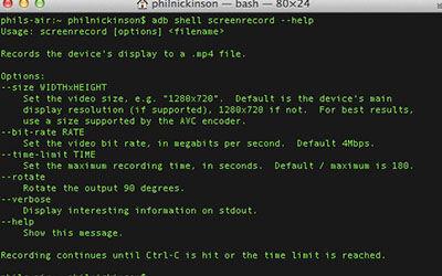 Cara Screen Recording Android Seperti Di KitKat 1