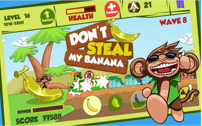Review Dont Steal My Banana For Android